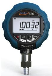 ADT680 Digital Pressure Gauge by Additel in Australia