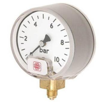 15L Small Dial High Pressure Safety Service Gauge Budenberg Australia @ Procon Instrument Technology