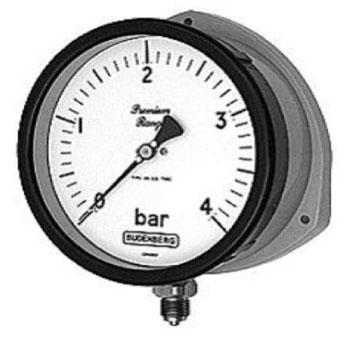 966TGP Bourdon Tube Pressure Gauge