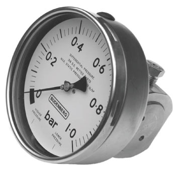 M24 Bellows Type Differential Gauge from Budenberg Australia @ Procon Instrument Technology