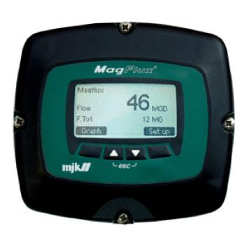 Magflux Magnetic Flow Meter by MJK Automation
