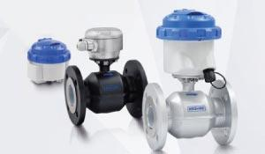 WATERFLUX 3070 Electromagnetic Water Flow Meter | KROHNE