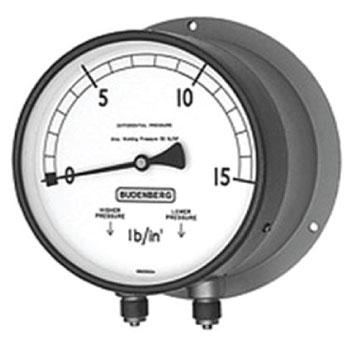 179 Differential Pressure Gauge Budenberg Australia @ Procon Instrument Technology