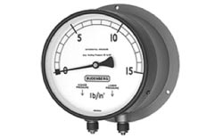 Differential Pressure Gauges by Budenberg Australia at Procon Instrument Technology
