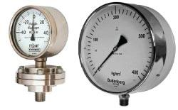 Budenberg Pressure Gauges Procon Instrument Technology