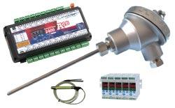 Temperature Controllers & Accessories at Procon Instrument Technology