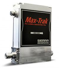 MaxTrak 180 mass flow controller for gas measurement by Sierra Instruments