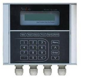 SL1188 Industrial Transit Time Flowmeter from SiteLab