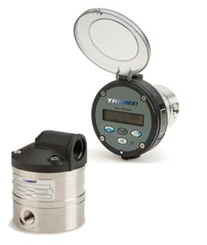 TF Series Small Capacity Flowmeter by Trimec