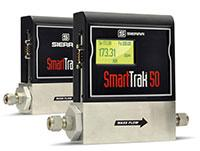 SmartTrak 50 Series digital gas flow meter & flow controllers by Sierra Instruments