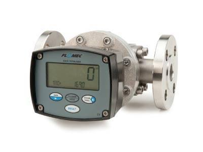 Med Capacity Positive Flow Meter - Flomec