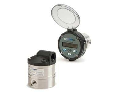 Small Capacity Oval Gear PD Meters - Trimec