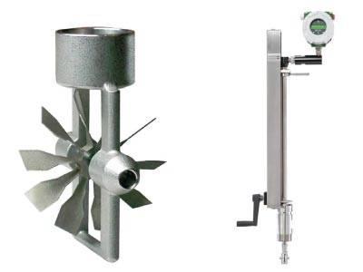 TurboPro Pro-T Turbine Mass Flow Meter